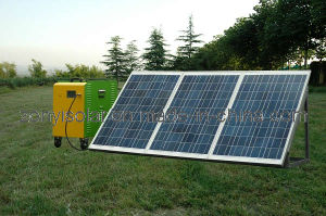 Solar Power System (1000W-5000W) pictures & photos