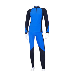 Men′s Compression Crossfit Sportsuit