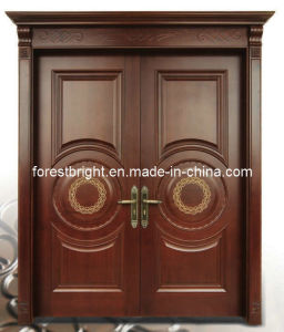 Oak Composite Wood Door (CD-0338)