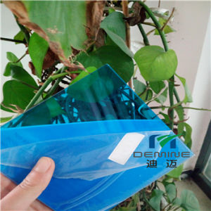 Blue Tint Polycarbonate Sheet for Plastic Prototype
