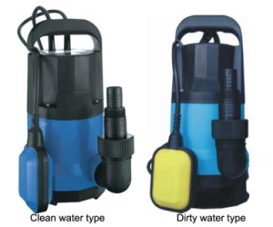Plastic Garden Submersible Pump (DFS-P) pictures & photos