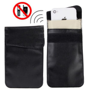 Cell Phone Signal Blocker Pouch Bag - Anti-Radiation, Anti-Degaussing (806A) (806A) pictures & photos