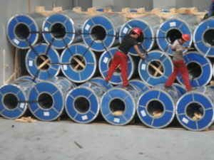 Tianjin Galvanized Steel Coil pictures & photos