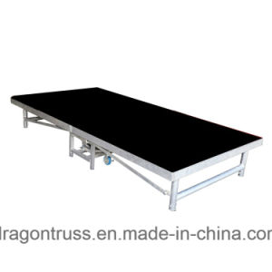 Factory Price Aluminum Folding Stage for Sale pictures & photos