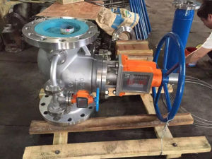 Two Pieces Ball Valve Three Pieces Ball Valve 3A Ball Valve pictures & photos