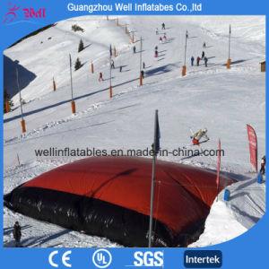 Bike Jump Ski Bag Inflatable Bungee Stunt Air For