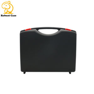 China Wholesale Industrial Plastic Carry Box with Pick and Pluck Foam