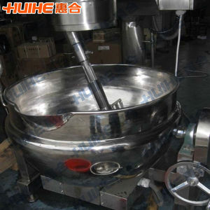 Gas Heating Planetary Cooking Kettle pictures & photos
