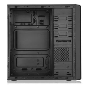 Computer Case, MID-Tower, with Pad Lock, Kensington Hole and Alarm Switch Optional pictures & photos