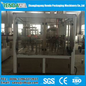 Industrial Machinery China Carbonated Beverage Soft Drinks Filling Machine pictures & photos