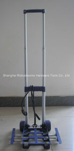 Portable Folding Aluminum Luggage Cart (HT030A) pictures & photos