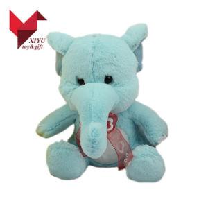 China Wholesale Plush And Stuffed Big Ears Soft Elephant Toys With