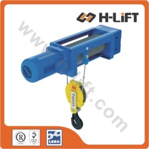 Foot-Mounted Electric Wire Rope Hoist pictures & photos