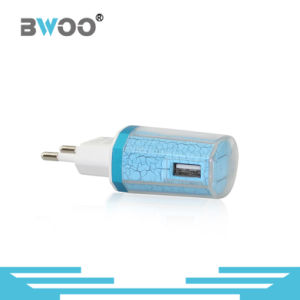 Special Colorful EU 2ports-USB Charger for Mobile Adapter pictures & photos