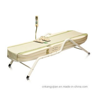 Warm Jade Physiotherapy Electric Massage Product Bed with Ce