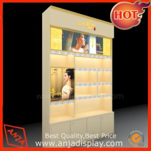 MDF Display Shelves Display Counter for Cosmetic pictures & photos