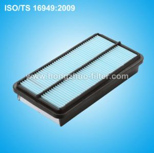 Soft PP Air Filter 17801-64040 for Toyota pictures & photos