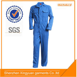 China Navy Blue Safety Jumpsuit For Men China Petrol Or