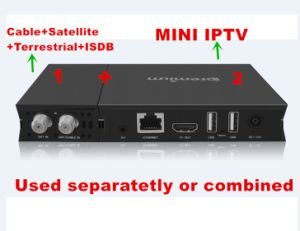 Streaming Android Set Top Box with Free Apk 10000 Channels pictures & photos