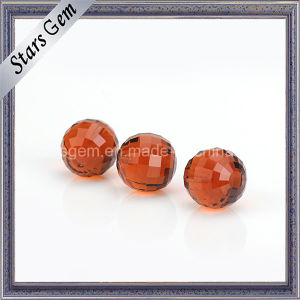 Garnet Color 12mm Crystal Glass Ball pictures & photos