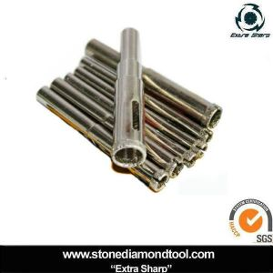 Glass Tile Shank Electroplated Core Drill Bits pictures & photos