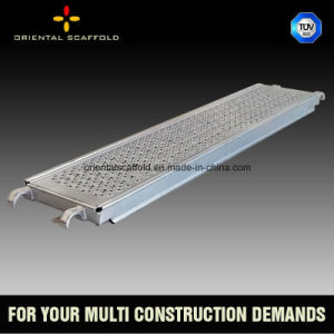 Galvanized Steel Scaffolding Plank pictures & photos