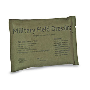 Military First Aid Field Dressing pictures & photos