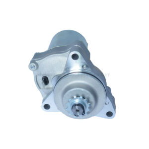 Ww-8833 Good Quality AC, 12V, Dy100 Motorcycle Parts Starter Motor pictures & photos