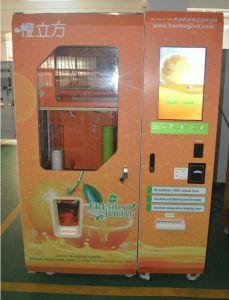China Freshly Squeezed Orange Juice Vending Machine China Freshly