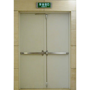 2hrs UL Steel Escape Fire Door