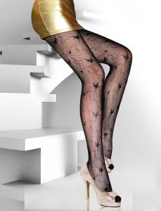 Star Pattern Sexy Pantyhose 8585 pictures & photos