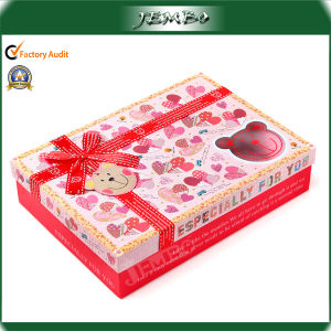 Printed Cardboard Food Biscuit Packaging Boxes with Clear Window pictures & photos