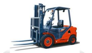 Chinese Brand Internal Combustion Diesel Forklift for Sale LG25D (T) III pictures & photos