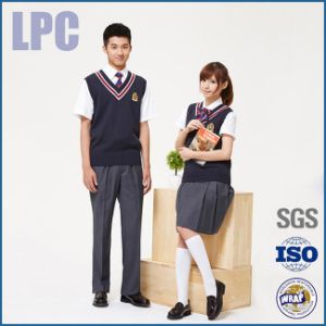 Spring Promotion Slim Fit Advertising School Uniform pictures & photos