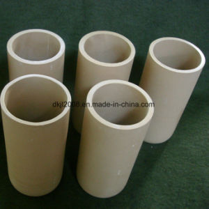 High Alumina Thermocouple Protection Tube pictures & photos