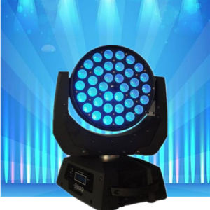New Zoom 36X10W LED Moving Head Light pictures & photos