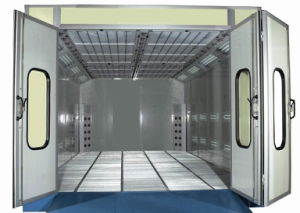 Water Based Paint Spray Paint Booth Spray Booth