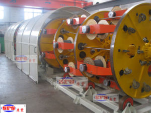 Planetarty Cage Type Fiber Cable Twisting Machine pictures & photos