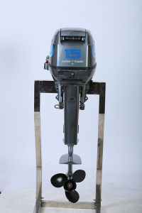 Ce Approved Yadao 2-Stroke 9.9HP Short Shaft Boat Outboard Motor pictures & photos