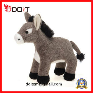Plush Stuffed Toy Cute Small Standing Donkey pictures & photos