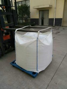 4 Loops PP Woven Bulk Bag for Sand and Cement pictures & photos