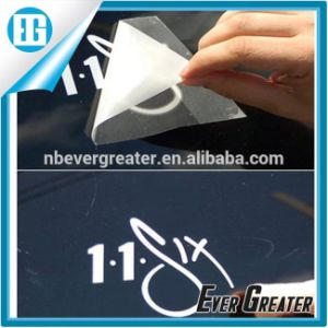 Cheap Custom Waterproof Removable Car Window Decal pictures & photos