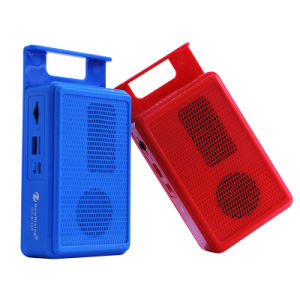 Hy-Bt820 Phone Holder Bluetooth Multimedia Mini Sound Box Speaker