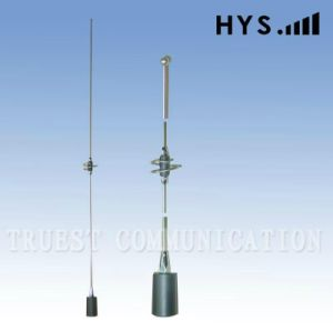 China 136MHz-174MHz Car Ham Radio Antenna Bg-3-155V-Po160 - China