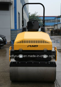 3 Ton Hydraulic Vibrating Road Roller in Stock (FYL-1200) pictures & photos