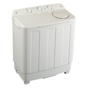 7.0kg Twin-Tub Top-Loading Washing Machine for Qishuai Model XPB70-7029SF pictures & photos