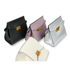 39a6acb46aee China Hot Selling Elegant Purse Wallets Leather Designs Handbags for ...
