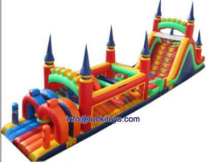 Less Maintenance Inflatable Obstacle Used for Recreational Purpose (A538)