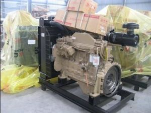 Genuine Cummins Generator 6BTA5.9-G2, 6btaa5.9-G2 with 92kw/100kw/120kw.