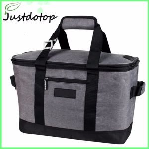 Insulated Hard Liner, Heavy Duty Large Leak-Proof Cooler Bag for Lunch